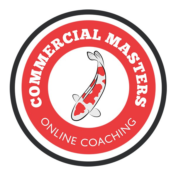 Commercial Masters Logo
